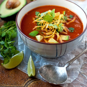 Food & Wine: Tortilla Soup