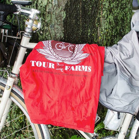 Food & Wine: The Tour de Farms in Buffalo Is the Coolest Bike Ride You'll Do All Year