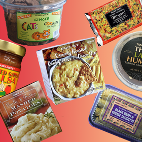 Food & Wine: 25 Discontinued Trader Joe's Items That Should Come Back