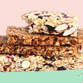 Food & Wine: We Tried All of the Snack Bars From Trader Joe's—Here Are Our Top 5