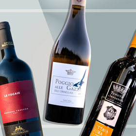 Food & Wine: The Best Tuscan Wines You've Never Heard Of