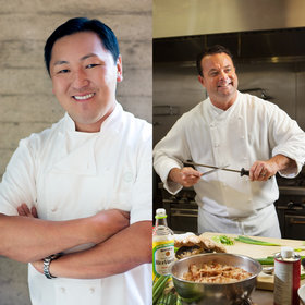 Food & Wine: How a Top Chef Bromance Turned into a Restaurant