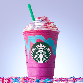 Food & Wine: Starbucks Unicorn Frappuccinos Are Officially Real