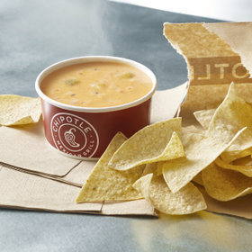 Food & Wine: Cheese Lovers Rejoice: Chipotle Is Offering Queso Nationwide