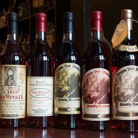 Food & Wine: This Year's Van Winkle Bourbons Are Almost Here, And the Distillery Is Already Saying Don't Get Your Hopes Up