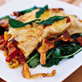 Food & Wine: Roasted Carrot and Butternut Squash Cannelloni