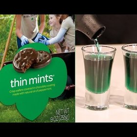 Food & Wine: How to Turn Girl Scout Cookies into Shots