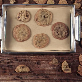 Food & Wine: How to Make Chewy, Crispy and Cakey Cookies