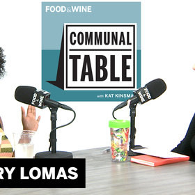 mkgalleryamp; Wine: Communal Table Podcast: Vallery Lomas