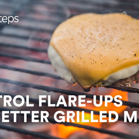 Food & Wine: How to Control Flare-Ups for Better Grilled Meats