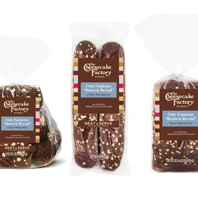 Food & Wine: Cheesecake Factory's Famous Brown Bread Is Officially Coming to Grocery Stores