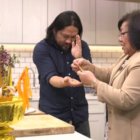 Food & Wine: Laotian New Year Blessing