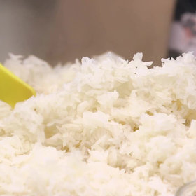 Food & Wine: Phet Schwader's Sticky Rice with Bang Bang Sauce