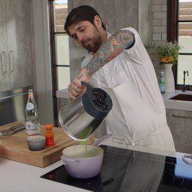 mkgalleryamp; Wine: The Best Way to Cook Asparagus, According to Ludo Lefebvre