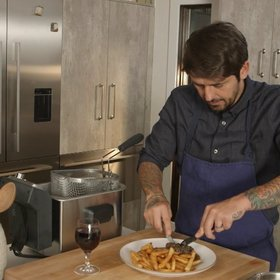 Food & Wine: Ludo Lefebvre's Ultimate Steak Frites