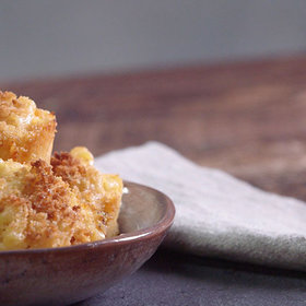 Food & Wine: How to Make Mac 'n' Cheese Muffins