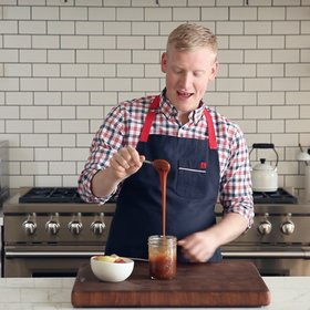 Food & Wine: How to Make Caramel Sauce