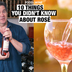 Food & Wine: 10 Things You Didn't Know About Rosé