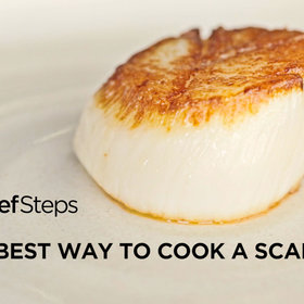 Food & Wine: The Best Way to Cook a Scallop