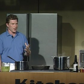 Food & Wine: How to Make Salad Dressing Like Bobby Flay