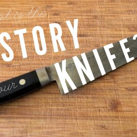 Food & Wine: Watch: Chef Tandy Wilson's Favorite Knives