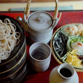Food & Wine: Japan's Oldest Soba Shop