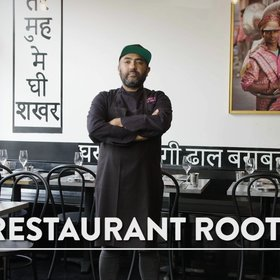 Food & Wine: Babu Ji Goes to San Francisco