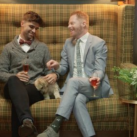 Food & Wine: Jesse Tyler Ferguson's Holiday Potluck Party