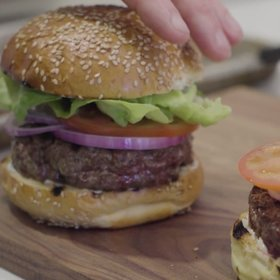 Food & Wine: The Perfect Burger Blend
