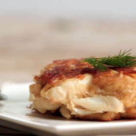 Food & Wine: Baltimore-Style Crab Cakes