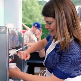 Food & Wine: Taste of the Classic: Inside the Grand Tasting Pavilion With Gail Simmons