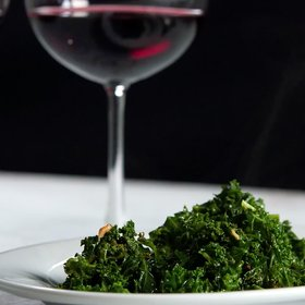 Food & Wine: Sauteed Kale With Garlic and Olive Oil