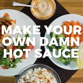 Food & Wine: Make Your Own Damn Hot Sauce