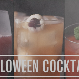 Food & Wine: Five Party-Ready Drinks Just in Time for Halloween