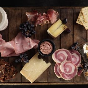 Food & Wine: How to Assemble a Charcuterie Board