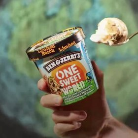 Food & Wine: Ben & Jerry's Newest Flavor Will Support Social Justice