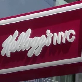 Food & Wine: Kellogg's Will Open a NYC Cereal Café Five Times Bigger Than Its Times Square Pop-Up