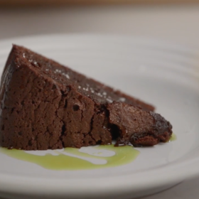 Food & Wine: Ludo Lefebvre's Chocolate Cake Goes Great With His Espresso Martini