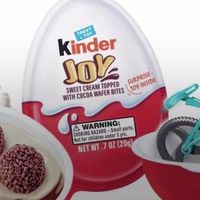 Food & Wine: Kinder Eggs Have Finally Arrived in America