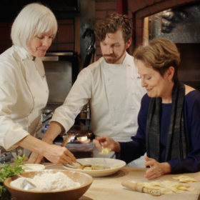 Food & Wine: Alice Waters Wants to 'Demystify Cooking' in the Trailer for Her MasterClass