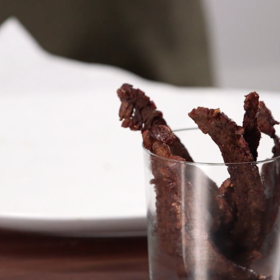 Food & Wine: Make Beef Jerky in Minutes