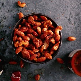 Food & Wine: Sugar-and-Spice Nuts