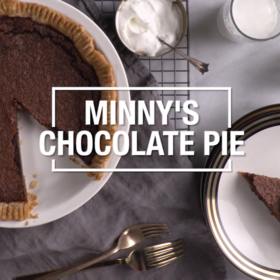 Food & Wine: Minny's Chocolate Pie