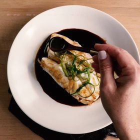 Food & Wine: Steamed Fish with Soy Broth