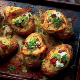 mkgalleryamp; Wine: Clever Ways to Use Potato for Game Day