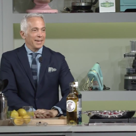 mkgalleryamp; Wine: Clams and Cocktails | Geoffrey Zakarian | mkgallery Classic in Aspen 2018