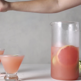 mkgalleryamp; Wine: How to Make a Paloma Cocktail