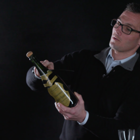 mkgalleryamp; Wine: How to Saber a Bottle of Champagne