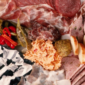 mkgalleryamp; Wine: Building a Charcuterie Board with Scott Shor