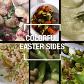 mkgalleryamp; Wine: Colorful Easter Sides